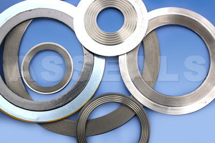 Serrated Metal Gasket (Kammprofile Gasket)